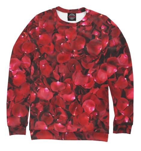 Свитшот Print Bar Лепестки роз moran лепестки роз 50 мл