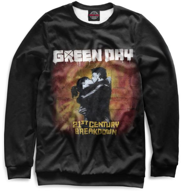 Купить Мужской свитшот Green Day GRE-689302-swi-2