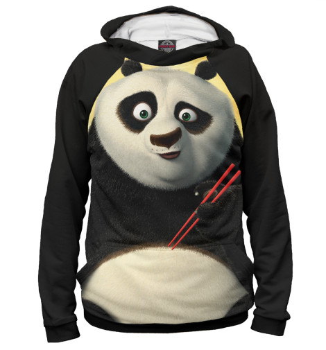 Худи Print Bar Кунг-Фу Панда unice кунг фу панда