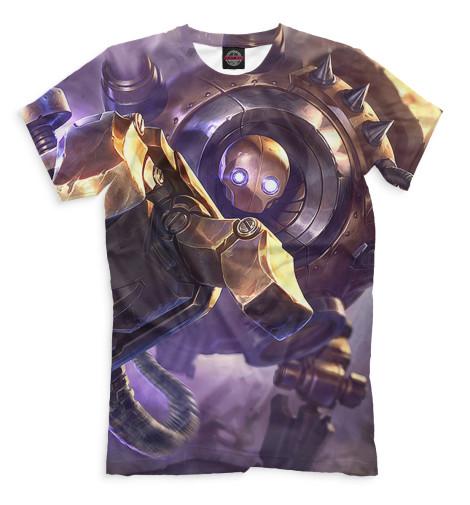 Мужская футболка Blitzcrank