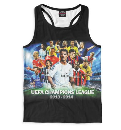 Мужская майка-борцовка UEFA Champions League