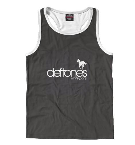 Майка борцовка Print Bar Deftones цена и фото