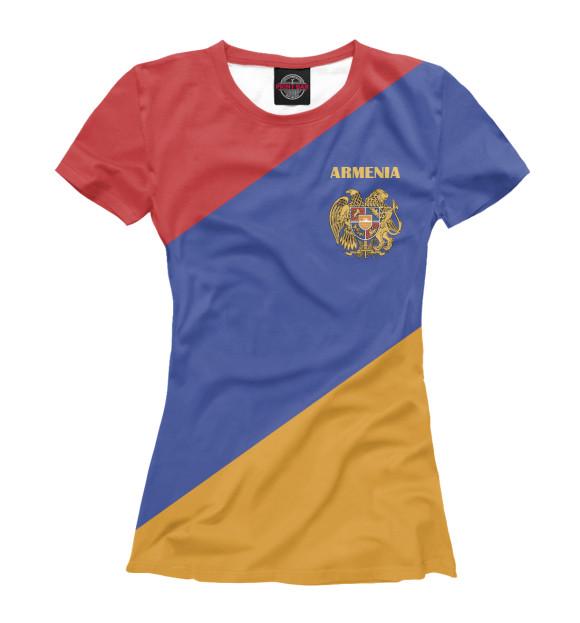 На заказ армянский футболки