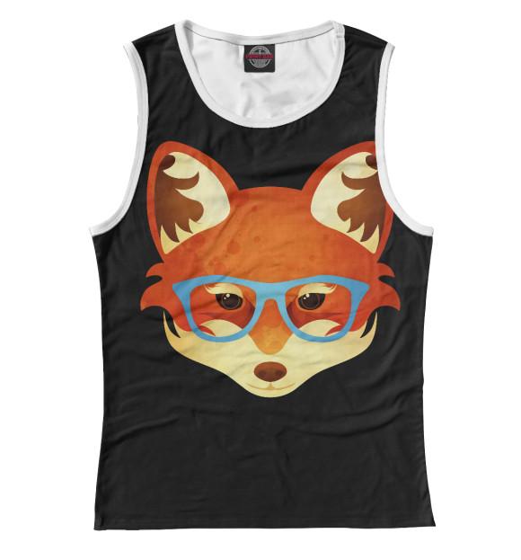 Купить Майка для девочки Лиса FOX-727241-may-1