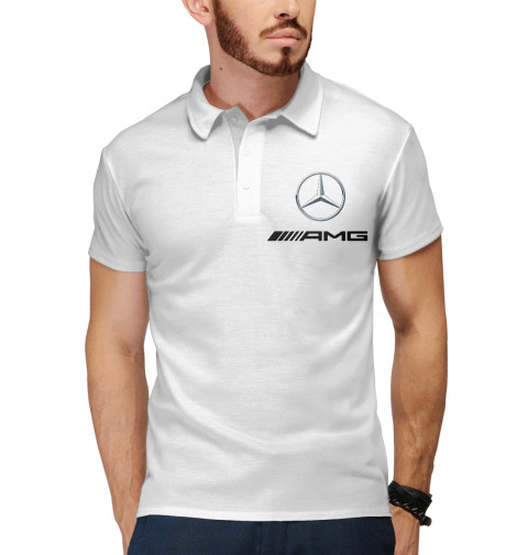 Поло Print Bar Mercedes AMG mercedes а 160 с пробегом