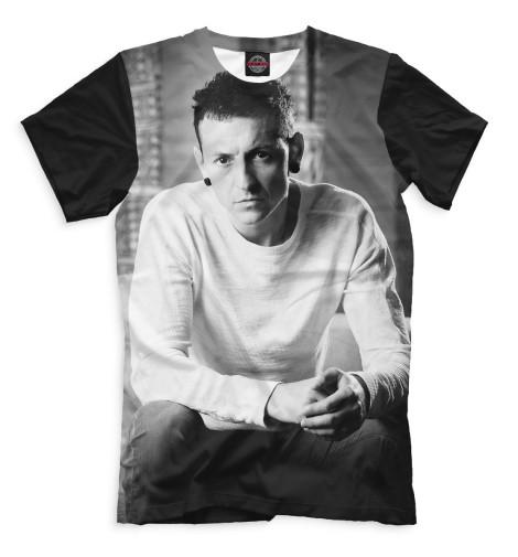 Мужская футболка Честер Беннингтон