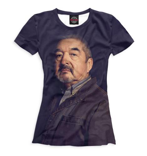 Женская футболка Рэйф МакКоули