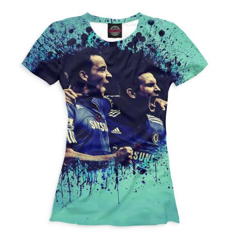 Женская футболка FC Chelsea
