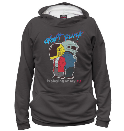 Купить Худи для мальчика Daft Punk DFP-747119-hud-2