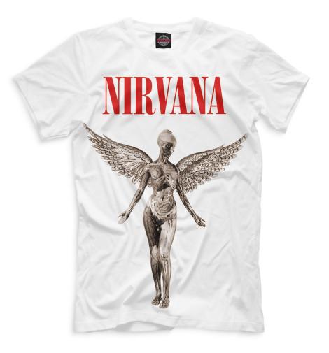 Мужская футболка In Utero