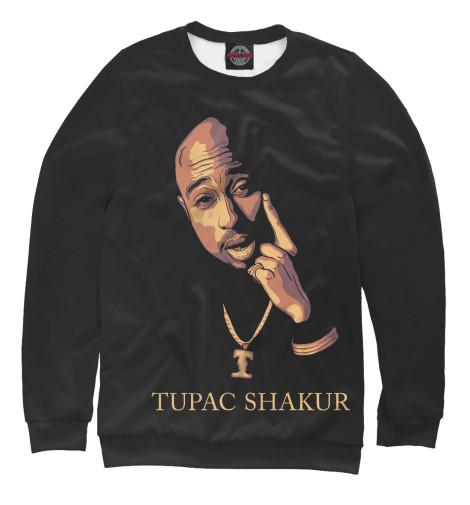 Свитшот Print Bar TUPAC SHAKUR лонгслив printio 2pac tupac