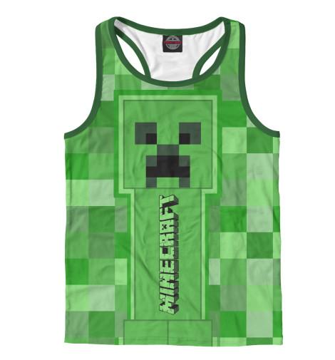 Купить Мужская майка-борцовка Minecraft MCR-947832-mayb-2