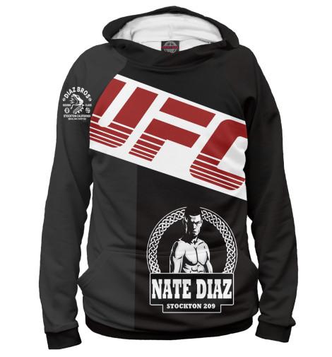 Худи Print Bar UFC Нейт Диас ufc 2 ps4