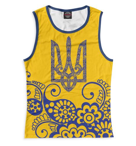 Майка Print Bar Украина тканевый и силиконовый окклюдер украина