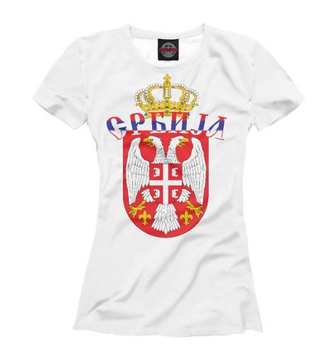 Футболка Print Bar Сербия