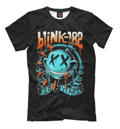 Футболка Print Bar Blink-182 print bar blink 182