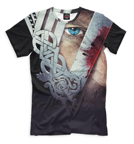 Купить Мужская футболка Викинги VIK-438186-fut-2