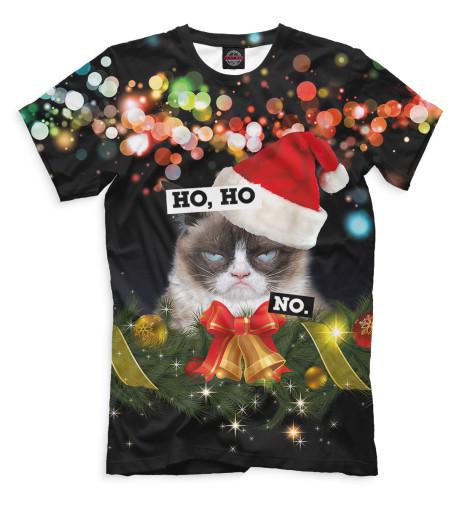 Купить Мужская футболка Ho, Ho, No. NOV-877923-fut-2
