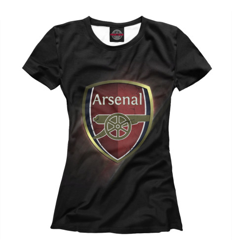 Футболка Print Bar FC Arsenal цена 2017