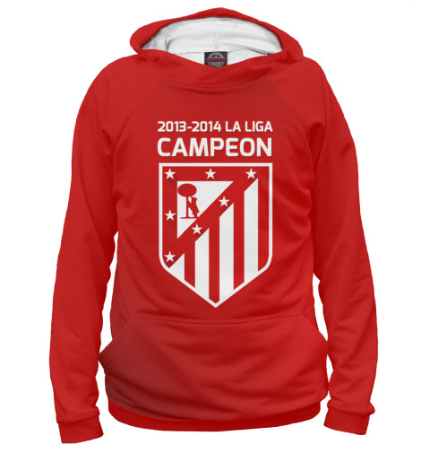 Худи Print Bar Campeon La Liga 2013-2014