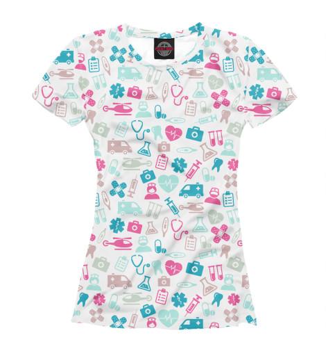 Футболка Print Bar Doctor футболка рингер printio доктор кто doctor who