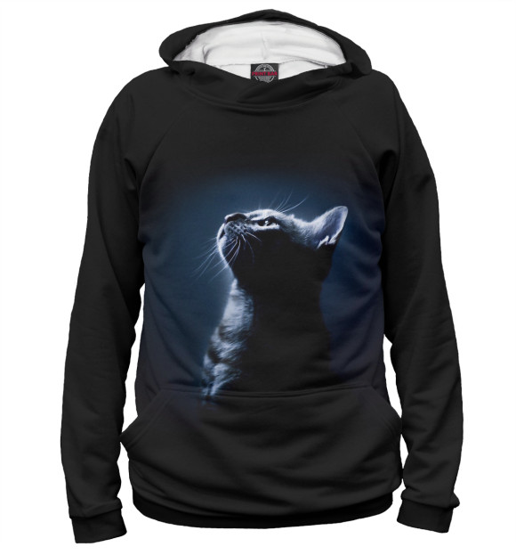 Купить Женское худи Cat CAT-355884-hud-1