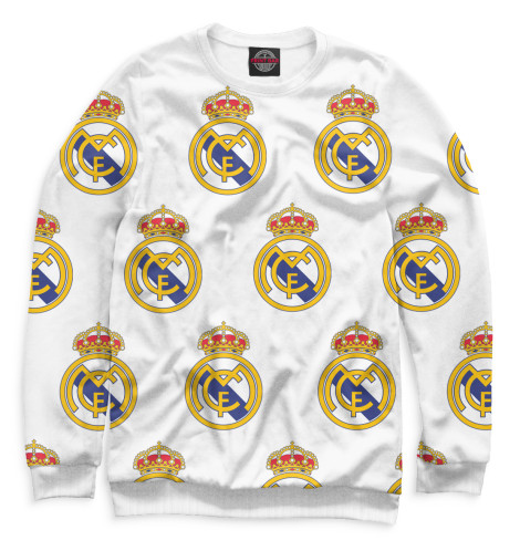 Мужской свитшот Real Madrid
