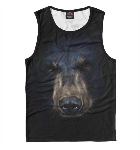 Купить Майка для мальчика Медведь MED-708958-may-2