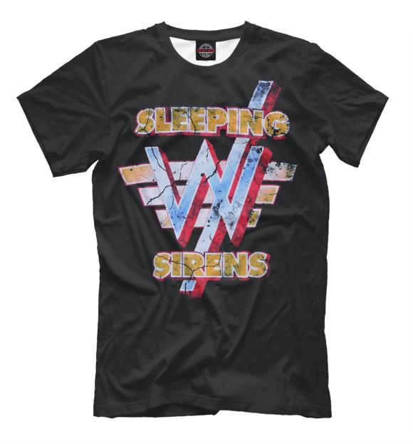 Купить Футболка для мальчиков Sleeping with sirens SWS-462624-fut-2