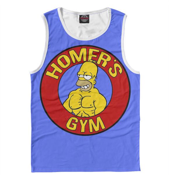 Купить Мужская майка Homer SIM-560794-may-2