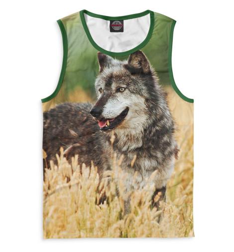 Купить Мужская майка Волк VLF-412415-may-2