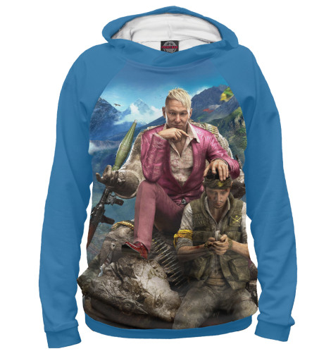 Худи Print Bar Far Cry 4 — Пэйган Мин far cry 4