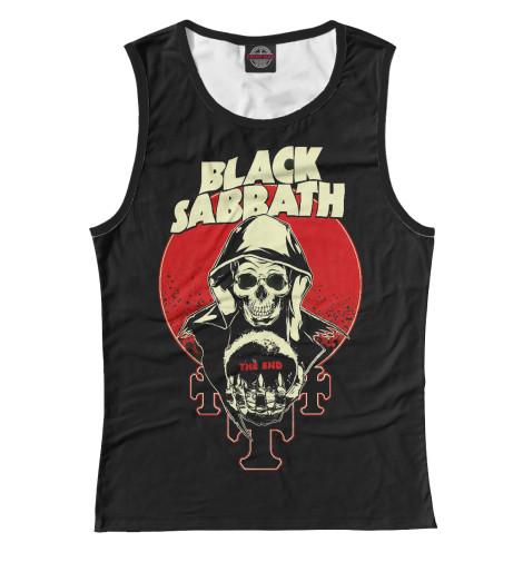 Купить Женская майка Black Sabbath BSB-665264-may-1