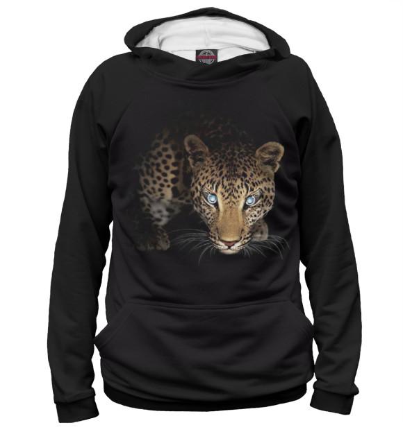 Купить Худи для мальчика Леопард HIS-610019-hud-2