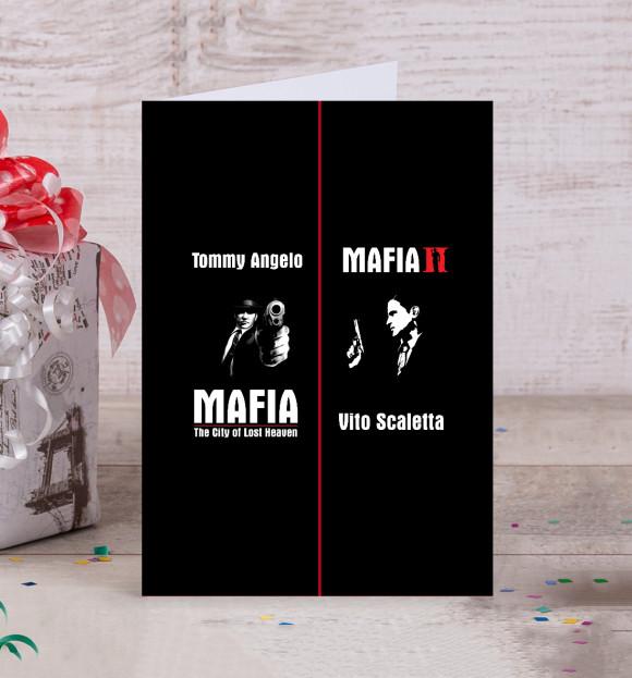 Мафия открытки, страйк