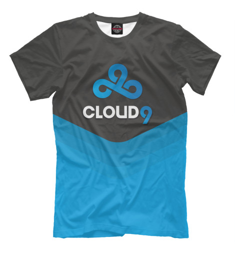 Футболка Print Bar Cloud 9 Team
