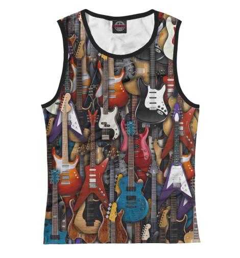 Майка Print Bar Электро гитары