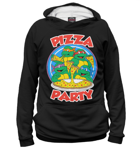 Худи Print Bar Pizza Party свитшот print bar pizza party
