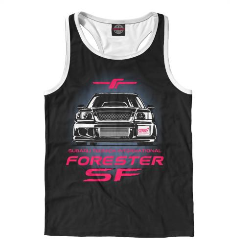 Майка борцовка Print Bar forester sf2 майка борцовка print bar forester sf