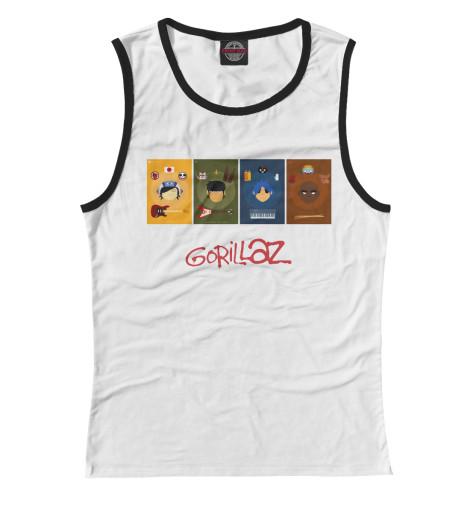 Купить Майка для девочки Gorillaz GLZ-972677-may-1