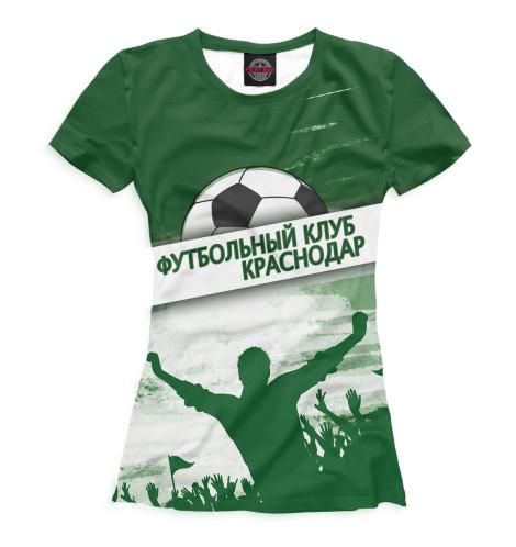 Футболка Print Bar ФК Краснодар