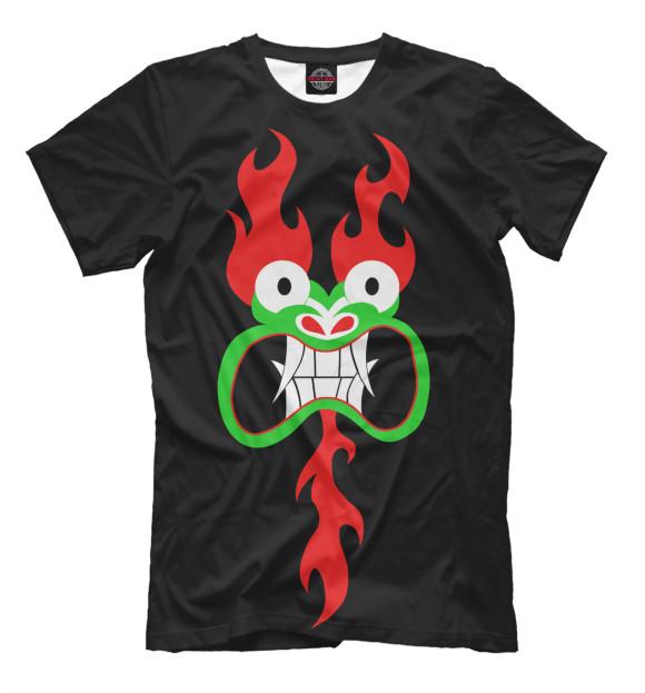 Купить Мужская футболка Аку MFR-868690-fut-2