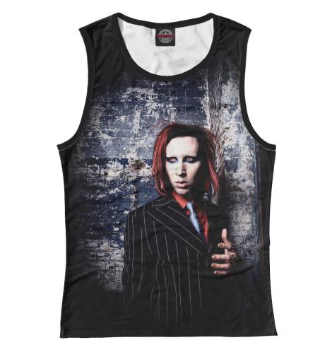 Майка Print Bar Marilyn Manson майка print bar marilyn manson