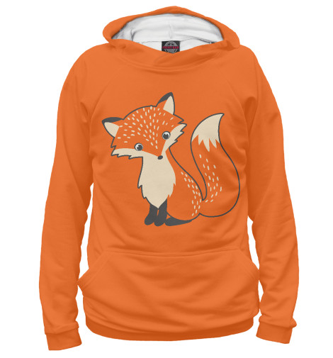 Худи Print Bar Fox