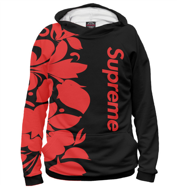 Supreme Flowers Pattern
