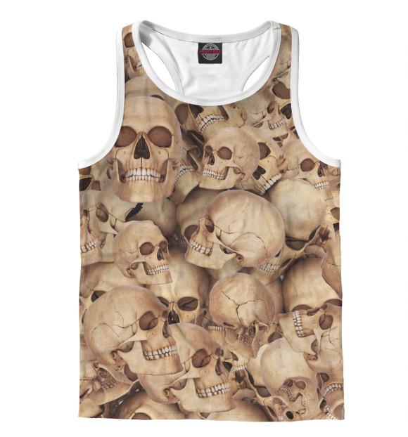 Купить Майка для мальчика Death's head APD-658877-mayb-2