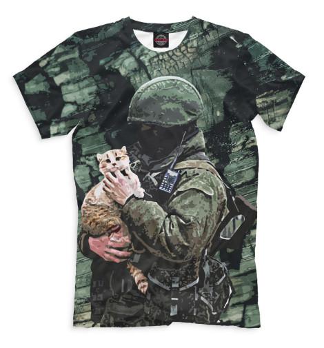 Купить Мужская футболка Вежливые люди VZL-450281-fut-2