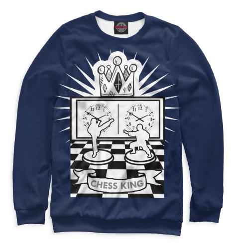 Свитшот Print Bar Chess King chess