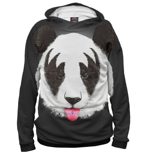 Мужское худи Панда