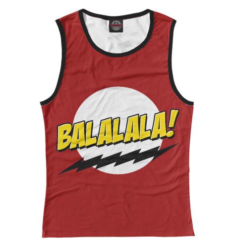 Купить Майка для девочки Balalala TEO-709627-may-1